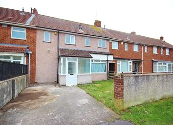 Thumbnail 3 bed terraced house to rent in Lanercost Road, Southmead, Bristol