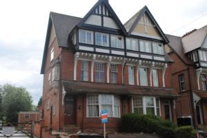 Thumbnail 1 bedroom flat to rent in Stoneygate Road, Leicester