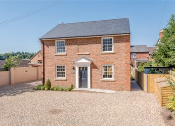 Thumbnail 4 bed detached house for sale in Pellow Court, Old Street, Ludlow, Shropshire