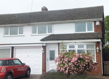 Thumbnail 3 bed property to rent in Wallheath Lane, Stonnall
