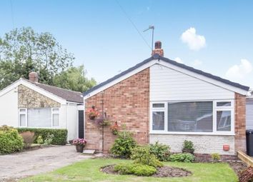 Thumbnail 2 bed bungalow for sale in Hillside, Appleby Magna, Leicestershire