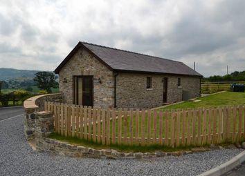 Thumbnail 2 bedroom bungalow to rent in Cillberllan, Dryslwyn, Carmarthenshire
