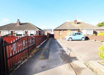 Thumbnail 2 bed semi-detached bungalow for sale in Pelham Road, Immingham