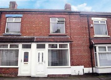 Thumbnail 2 bed terraced house to rent in Major Street, Darlington, County Durham