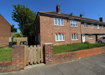 Thumbnail 2 bedroom flat for sale in Tintern Crescent, North Shields