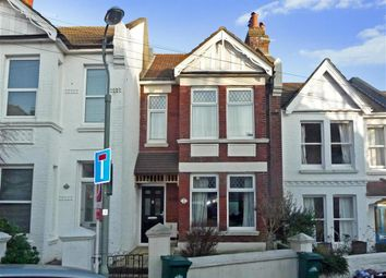 Thumbnail 3 bed terraced house for sale in Hollingbury Park Avenue, Brighton, East Sussex