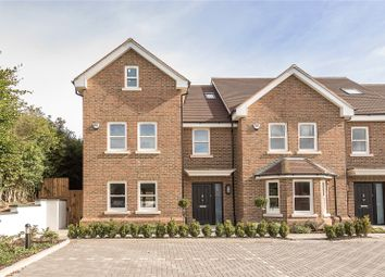 Thumbnail 4 bed end terrace house for sale in The Harrow, Luton Road, Harpenden, Hertfordshire