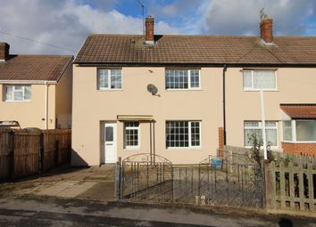 Thumbnail 3 bed end terrace house to rent in Denbigh Road, Billingham