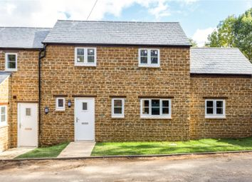 Thumbnail 3 bed semi-detached house for sale in Weavers Row, Lower End, Shutford, Banbury, Oxfordshire