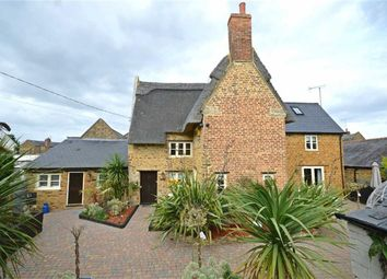 Thumbnail 4 bed cottage for sale in Doves Lane, Moulton, Northampton