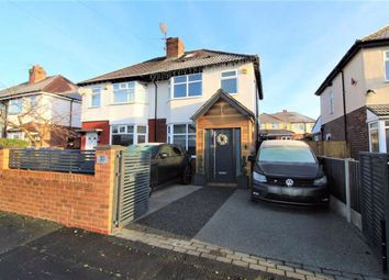 Thumbnail 2 bed semi-detached house for sale in Foliage Road, Stockport
