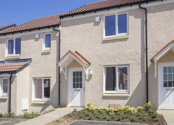 "Thumbnail 2 bed terraced house for sale in ""The Portree"" at Lignieres Way, Dunbar"