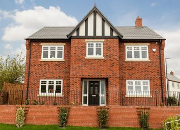 "Thumbnail 5 bed detached house for sale in ""Charlesworth"" at Warwick Road, Kibworth, Leicester"