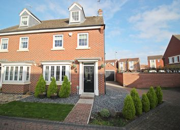 Thumbnail 3 bed semi-detached house for sale in Pickering Grange, Hull