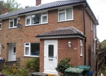 Thumbnail 3 bedroom end terrace house to rent in Birch Green, Staines