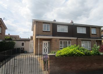 Thumbnail 3 bed semi-detached house for sale in Ingram Road, Dunscroft, Doncaster