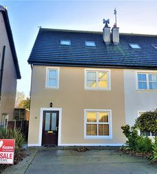 Thumbnail 4 bed semi-detached house for sale in No. 31 Clos Na Rí, Coolcotts, Wexford., Wexford County, Leinster, Ireland