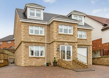 Thumbnail 6 bed detached house for sale in Snead View, Dalziel Park, Motherwell, North Lanarkshire