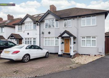 Thumbnail 2 bed flat for sale in Rosehill Park West, Sutton, Surrey