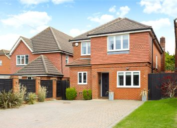 Thumbnail 4 bedroom detached house for sale in Buckland Road, Lower Kingswood, Tadworth, Surrey