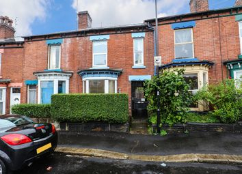 Thumbnail 3 bedroom terraced house for sale in South View Crescent, Sheffield