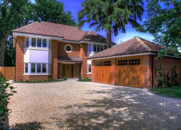 Thumbnail 6 bed detached house to rent in Waverley Road, Farnborough, Hampshire