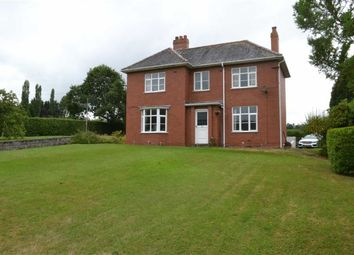 Thumbnail 3 bed detached house for sale in Gamblas, Llandinam, Powys