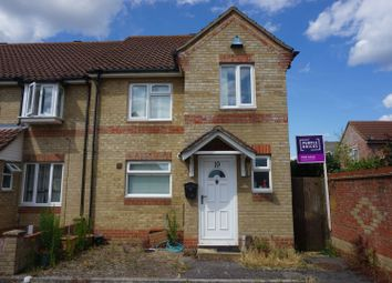 3 bed end terrace house for sale in Ensign Drive, Gosport PO13