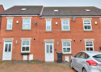 Thumbnail 3 bed town house for sale in Midland Road, Ellistown, Coalville