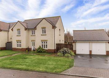 4 bed detached house for sale in Burnbrae Crescent, Bonnyrigg EH19