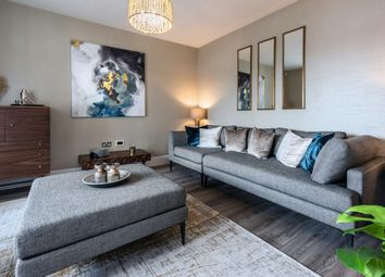 """Thumbnail 3 bed end terrace house for sale in """"The Heronstone"""" at Aurs Road, Barrhead, Glasgow"""