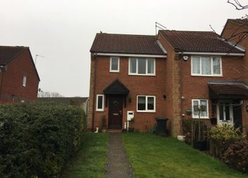Thumbnail 3 bed end terrace house to rent in Mill Meadow, Kingsthorpe, Northampton