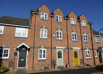 Thumbnail 3 bedroom town house for sale in Falstaff Grove, Heathcote, Warwick