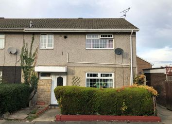 Thumbnail 3 bed semi-detached house for sale in Norham Walk, Ormesby, Middlesbrough