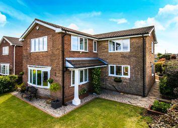 3 bed detached house for sale in Moor Lane, Kirkburton, Huddersfield HD8