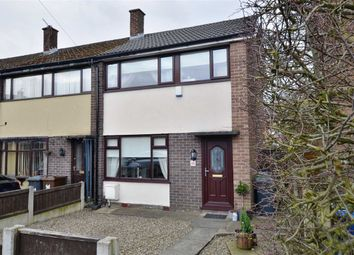 Thumbnail 3 bed semi-detached house for sale in Hindles Close, Atherton, Manchester