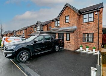 Thumbnail 4 bed detached house for sale in Bee Fold Lane, Atherton, Manchester
