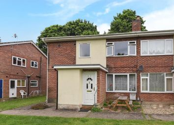 Thumbnail 2 bed flat for sale in Redfield Court, Newbury
