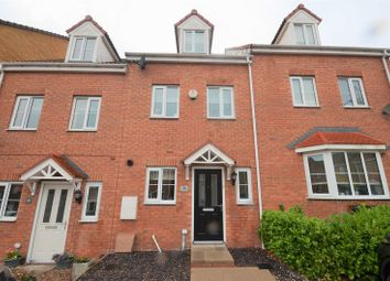 Thumbnail 3 bed town house for sale in 36 Springfield Close, Wakefield