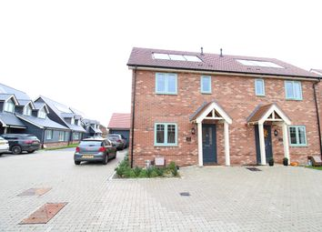 Thumbnail 3 bed semi-detached house to rent in Winchester Road, Botley, Southampton