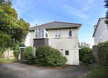 Thumbnail 4 bedroom detached house for sale in Furzehatt Road, Plymstock, Plymouth