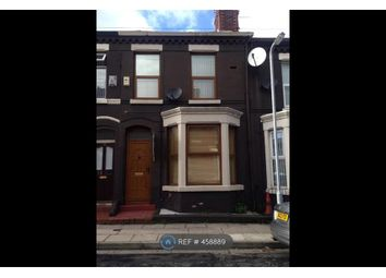 Thumbnail 3 bed terraced house to rent in Newburn Street, Liverpool