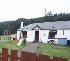 Thumbnail 3 bed semi-detached bungalow for sale in 1 South Laggan, By Spean Bridge, Inverness Shire