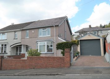 Thumbnail 4 bed semi-detached house for sale in Meyrick Villas, Merthyr Tydfil