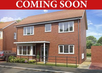 Thumbnail 4 bedroom detached house for sale in Coming Soon, Perry Common, Birmingham