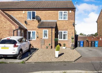 Thumbnail 2 bed semi-detached house for sale in Thistle Road, Ilkeston