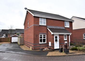Thumbnail 2 bed semi-detached house for sale in Miller Close, Broadmeadow, Exeter, Devon