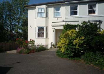 Thumbnail 2 bed flat to rent in Wellington Road, Brighton