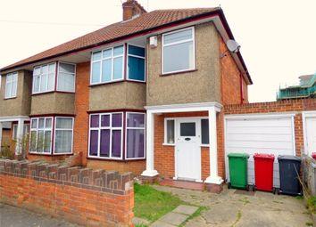 Thumbnail 4 bedroom semi-detached house to rent in Ellis Avenue, Slough, Berkshire