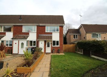 Thumbnail 2 bed terraced house for sale in Aylesbury Close, Macclesfield